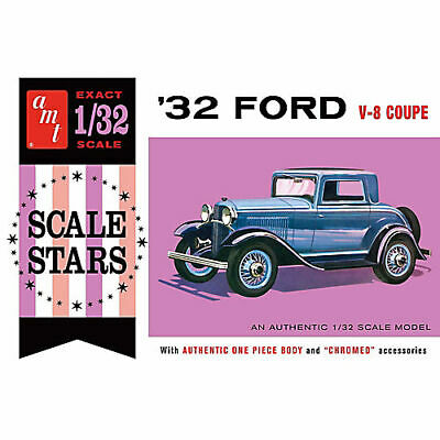 AMT 1 32 1932 Ford Scale Stars
