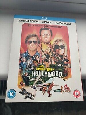 Once upon a time in Hollywood - Blu ray