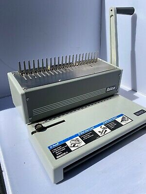 Ibico ibimatic Binding Machine CH-8212 Great Condition