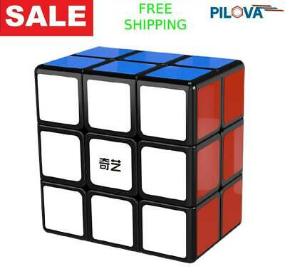 willking Square Speed Magic Cube White Puzzle Professional Twist Toy youkouking