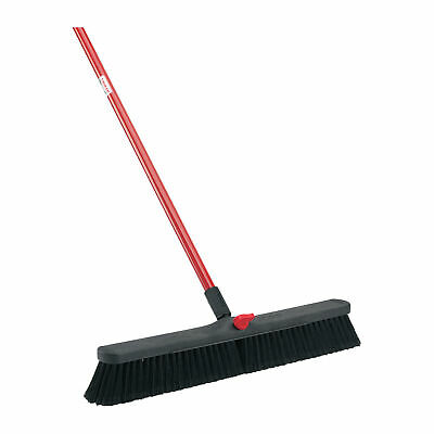 Libman 24in Smooth Surface Push Broom #801