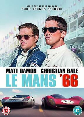 Le Mans '66 New DVD / Free Delivery