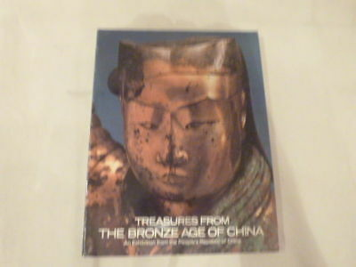 Metropolitan Museum Treasures from the Bronze Age of China Reference Book 1980