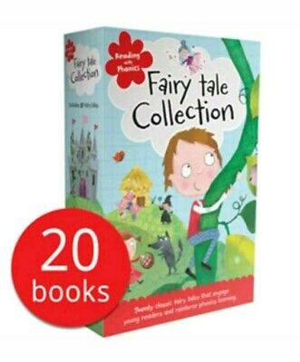 Reading with Phonics Collection - 20 Books