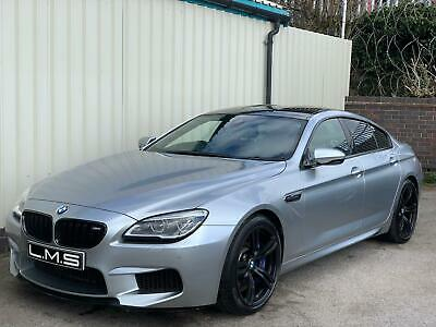2016 65 Bmw M6 4.4T Dct Gran Coupe Individual *Massive Spec* *1 Owner*