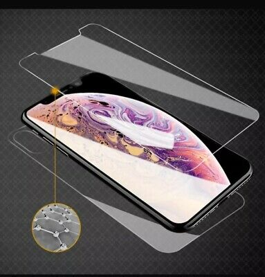 Tempered Glass Screen Protector For iPhones. Anti Fingerprint/Strong Adhesive