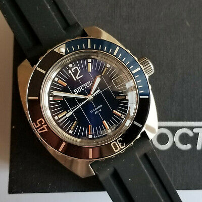 Russian watch. Vostok AMPHIBIAN. 170865. Automatic. 20 ATM. New!