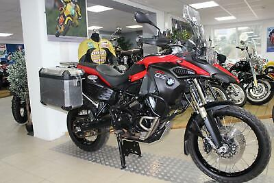 2014 BMW F800 GS Adventure T. A Very Nice Bike With Extras.