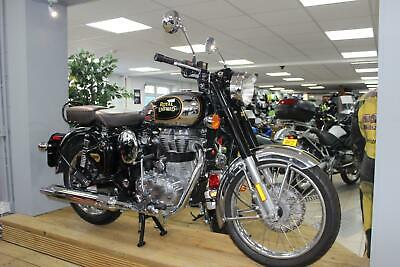 New Royal Enfield Classic Chrome