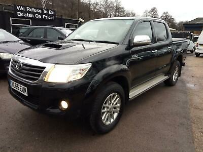 Toyota Hi-Lux 2.5D-4D 4WD VSC, Icon,DOUBLE CAB,PICKUP,REAR COVER,ONE OWNER