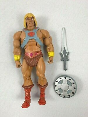 Vintage motu broken leg Repair Service Masters of the Universe he-Man figure Fix