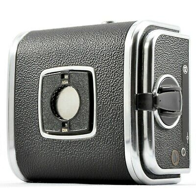 Hasselblad A12 Type II 6x6 Film Back Magazine Holder from JAPAN Tested Excellent