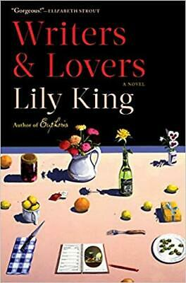Writers & Lovers - a novel  by Lily King  (2020, Digital)