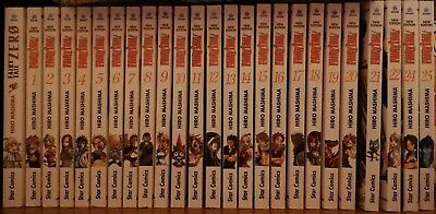 Fairy Tail New Edition vol. 1-25 (no vol. 23) + Fairy Tail Zerø