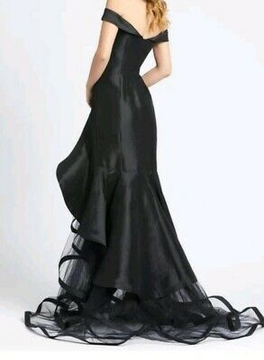 Mac Duggal Off-the-Shoulder Gown MSRP $398 Size 2 # 2D 287//2  NEW