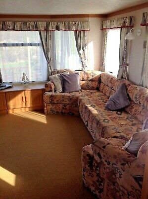 Easter Holiday in West Wales Static Caravan With Sea Views. Sat 4th - 11th April