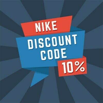 Nike 10% Off Discount Promo Code Online Usa Only