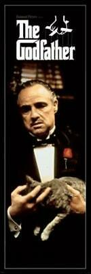 The Godfather Cat Giant NEW Cool Wall Decor Art Print Poster 21x62