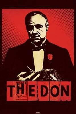 """The Godfather The Don Free Shipping Wall Art Decoration Poster 24"""" x 36"""" inch"""