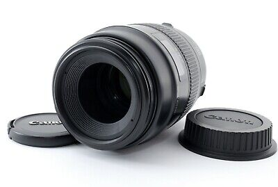 【Near Mint】Canon EF 100mm F/2.8 Macro AF Lens from Japan 556643