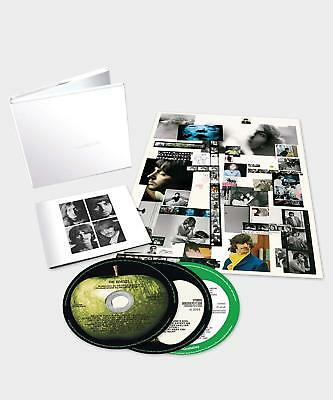 The Beatles White Album 50th Anniversary 3 CD NEW