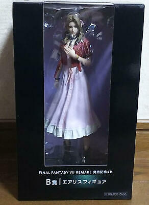 Final Fantasy VII Remake FF7R Aerith Figure Release Celebration Kuji Prize B