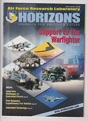 Technology Horizons Mag Support The Warfighter June 2004 021920nonr
