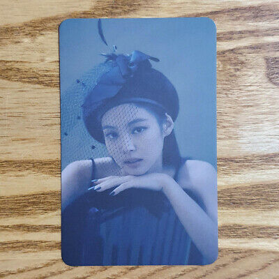 Jennie Official Photocard BlackPink 2020 Welcoming Collection Ktown4u Kpop