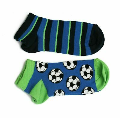 Kids Boys Girls Children Trainer Socks Cotton School Football Sports Ankle Liner