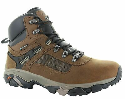 Mens Hi-Tec Ravus Quest Lux MID Waterproof Hiking Walking Boots Sizes 7 to 12