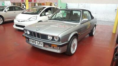 1988 BMW 3 Series 2.0 320i 2dr Auto Convertible Petrol Automatic