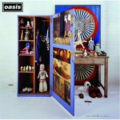 Oasis - Stop The Clocks [2CD + DVD] - Oasis CD G6LN The Cheap Fast Free Post The