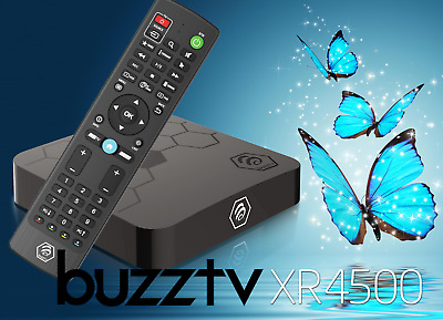 Buzz Xr 4500 Android 9.0 Iptv Settop Box