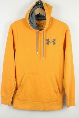 $70 Under Armour Mens Charged Cotton Storm Hoodie Fleece Hoody Sweatshirt New