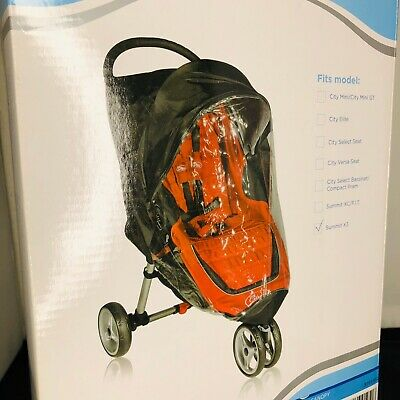 Baby Jogger Rain Canopy for Summit X3 Single Stroller