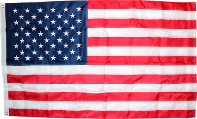 RUFFIN #1 US PRINTED 3x5 Foot American US Flag USA Flags Polyester 3x5' & 4x6 Ft