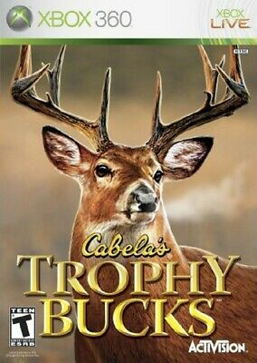 Cabela's Trophy Bucks - Xbox 360 Game Only