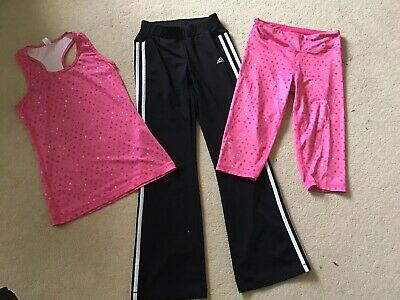Gym Wear Adidas 9- 10 Years Dancewear