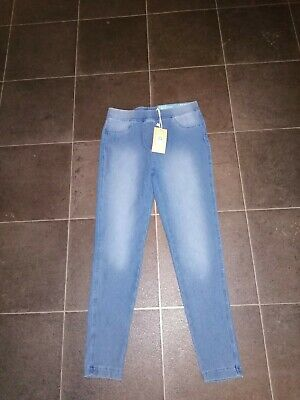 Girls pepperts jeggings aged 8-10 years new with tags