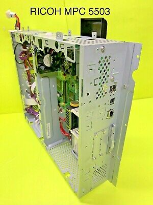 Ricoh MP C5503 Main Controller Placa HDD PCB Engine Board MotherBoard