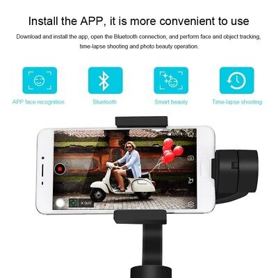 3-Axis Gimbal Stabilizer for Smartphone Mobile Plus Gimbal