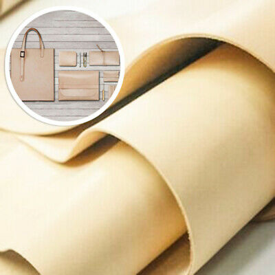1.5mm DIY Cowhide Vegetable Tanned Fabric Leather Wallets Luggage Bags Materials