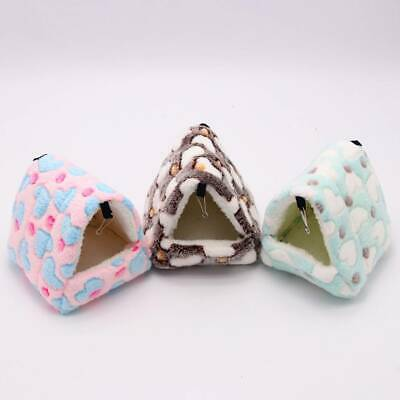 Hammock Nest Ferret Rabbit Guinea Pig Rat Hamster Mice Bed Toy Warmer House au