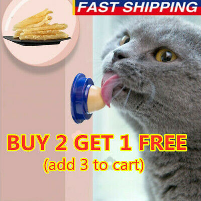 Healthy Cat Snacks Catnip Sugar Candy Licking Solid Nutrition Energy Ball Toys-*