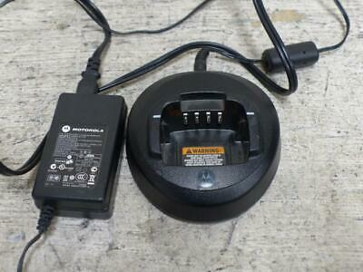 PMLN5228A Rapid Charger for Motorola CP185 EP350 P145 P165  ~ FREE SHIPPING