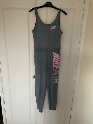 girls nike playsuit jumpsuit worn once rrp £75 size Xl 13-15