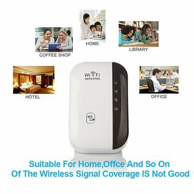 300Mbps WiFi Range Extender Super Booster Superboost Speed Wireless Repeater AU