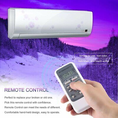 Universal Air Conditioner Remote Control Controller Replacement for Media R51M X