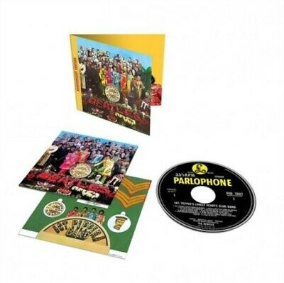 Beatles Sgt Pepper 50 Anniversary Cd