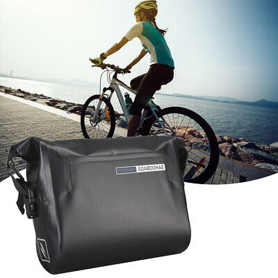 EBikeling Waterproof Top Tube Cycling Bag Front Frame Mobile Phone Holder